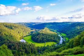 Belgium Natural Wonders