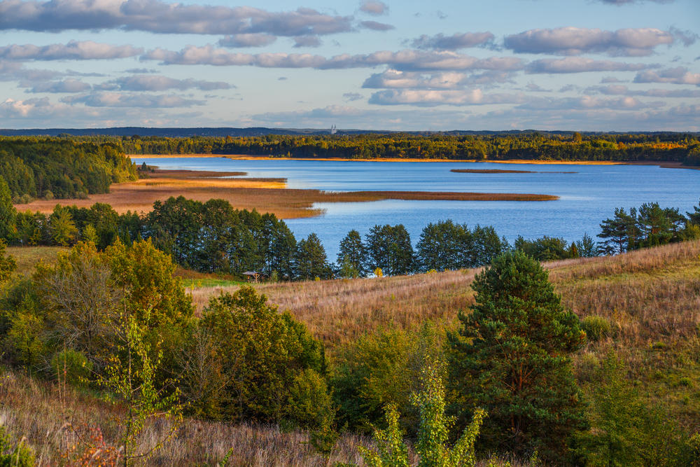 Belarus natural wonders