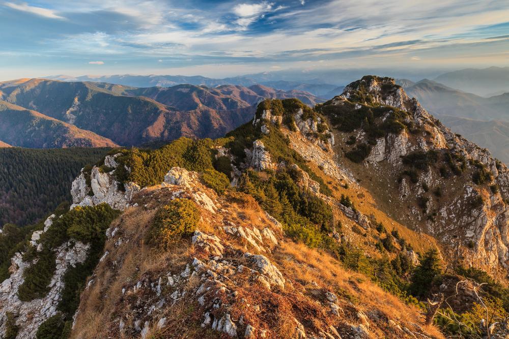 Romania natural wonders