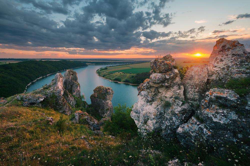Ukraine Natural Wonders
