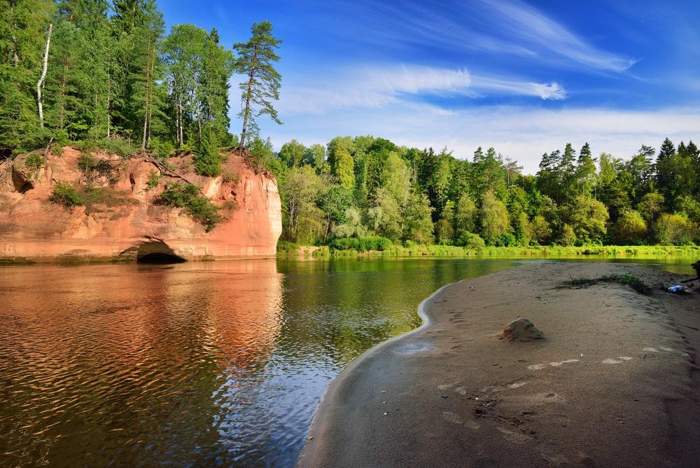 Latvia Natural Wonders