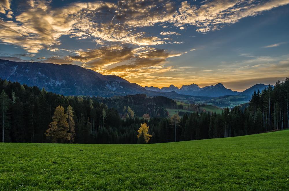 Austria natural wonders