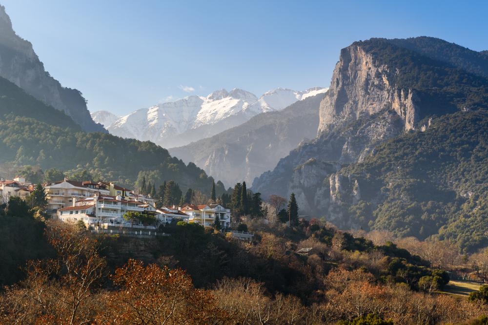 Greek Natural Wonders