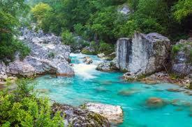 Slovenia natural wonders