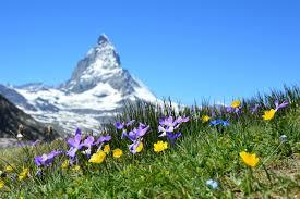 Switzerland natural wonders